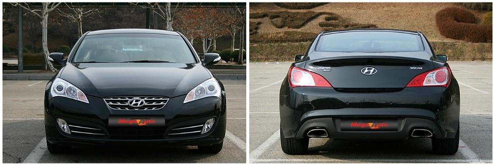2008 ~ 2014+ Hyundai Genesis Coupe